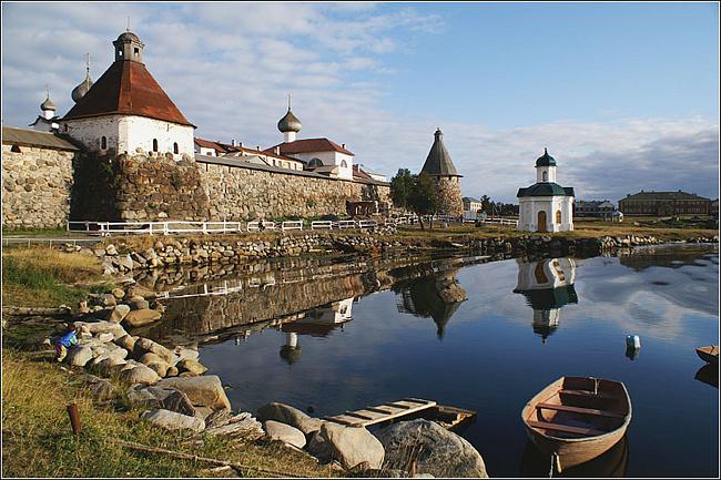 Круизы на Соловки из Москвы и Петербурга