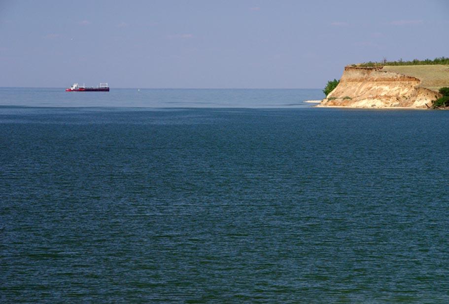 Маршруты речных круизов -Цимлянское водохранилище