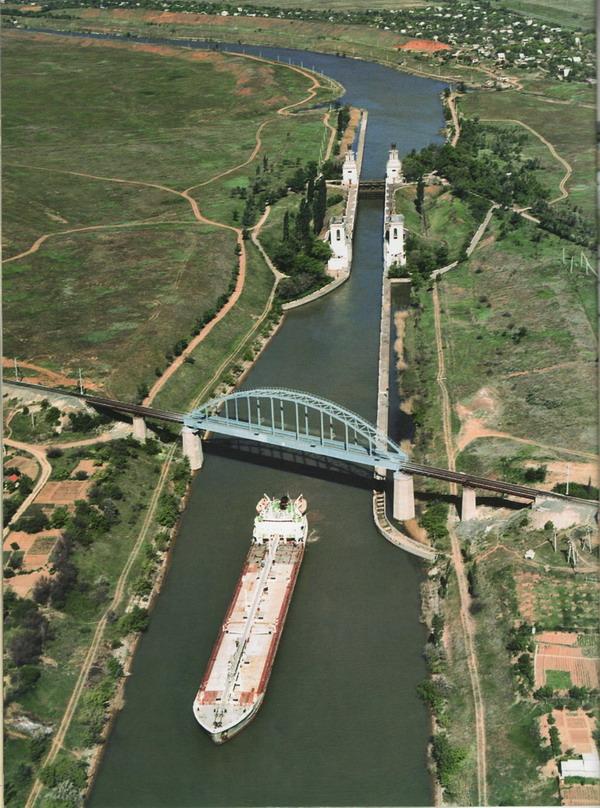 Волго-Донской канал - Морские