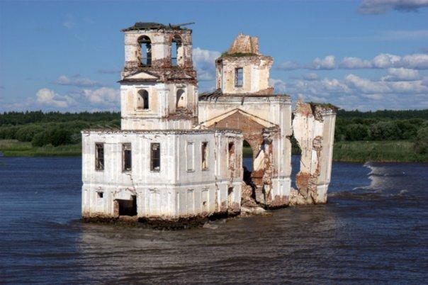 река Шексна. Речные круизы 2016 по России